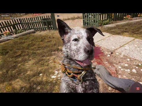 Far Cry 5, Part 2 / John Seed Territory; Boomer Dog Rescue and Gardenview Packing Facility Outpost!