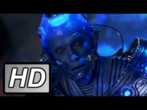 Mr. Freeze vs. Batman and Robin: Batman and Robin (1997) Movie Clip