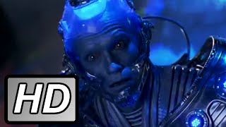 Mr. Freeze vs. Batman and Robin: Batman and Robin (1997) Movie Clip