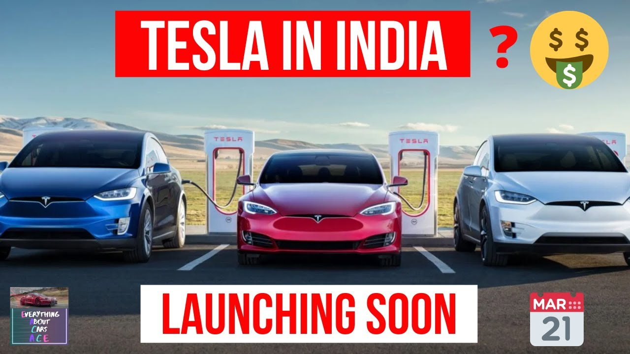 Tesla in India.Launching Date and Price - YouTube