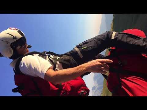 Mt. Timp Hoist rescue IHC Life Flight