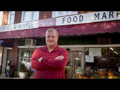Conrad & Hinkle Food Market In Lexington, NC | North Carolina Weekend | UNC-TV