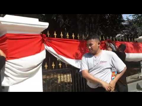 Istana Bogor mulai berbendah