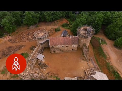 Building A Medieval Castle With Centuries-Old Techniques
