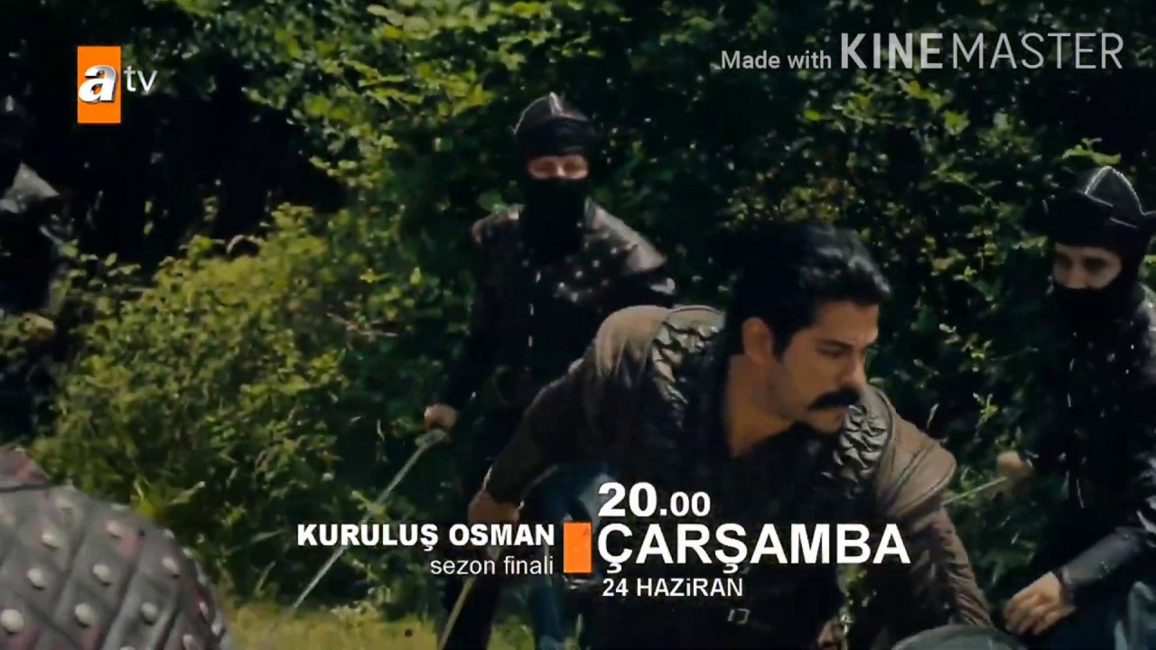 Kuruluş Osman 27 trailer with English subtitle