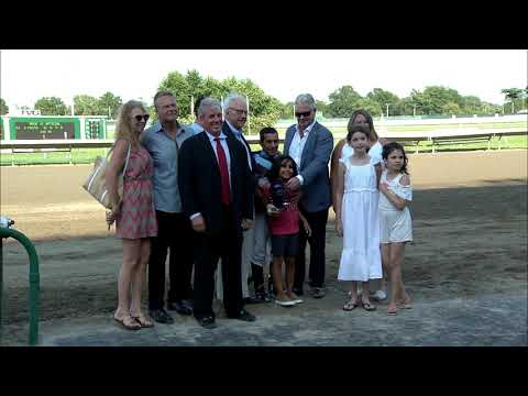 video thumbnail for MONMOUTH PARK 8-4-19 RACE 10