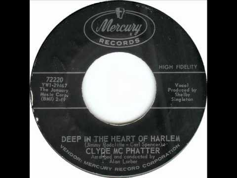 Clyde McPhatter, ''Deep in the Heart of Harlem'' (1963)