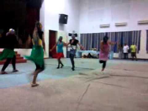 College of Micronesia - Dormitory Entertainment