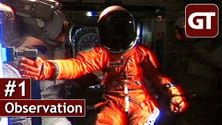 Thumbnail für das Observation -  auf Deutsch Let's Play