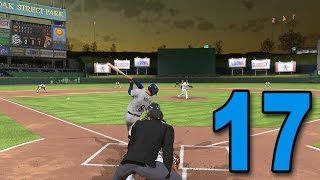 MLB 16 Road to The Show - Part 17 - PERFECT HITTING GAME?! (Playstation 4 Gameplay)