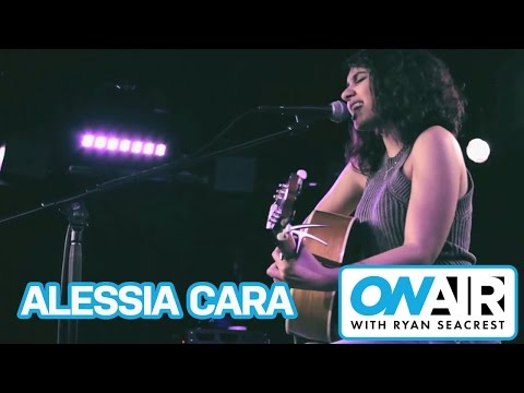 "Alessia Cara ""Wild Things"" Acoustic 