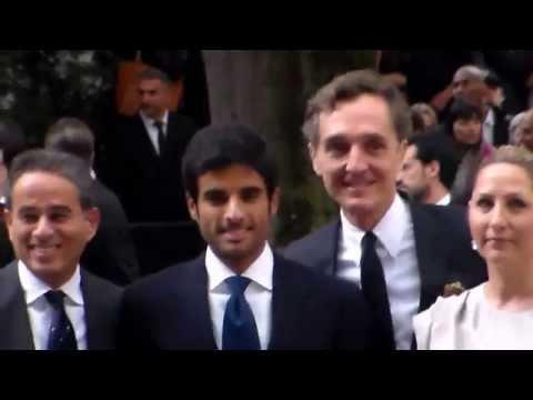 Mohamed Alabbar @ Milan 30 april 2015 Armani Silos Opening Milano