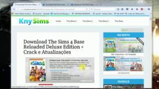 Instalar The Sims 4 Todas Expansões