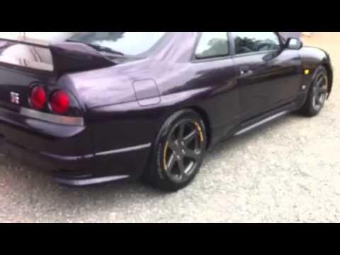 1996 Nissan Skyline Gtr R33 Midnight Purple Twin Turbo All