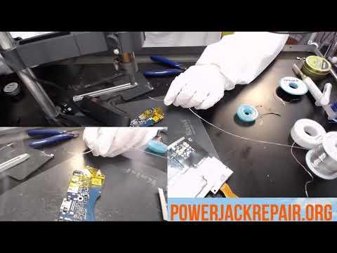 Asus UX303u disassembly laptop charge port repair charging port repair fix power jack repair