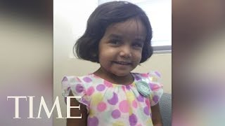 Texas Father Charged In Murder Of 3-Year-Old Adopted Orphan Sherin Mathews | TIME