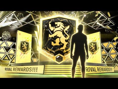EPIC ELITE RIVALS REWARDS!! FIFA 22