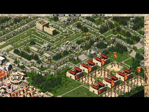 Caesar 3 Gorge Defense! 1360x768 (Download!)