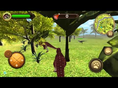 Phone Free Game:Dino Simulator: Carnotaurus 3D-google play