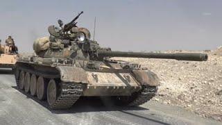 Tamiya T55 - Under New Management GB - Captured Syrian T55