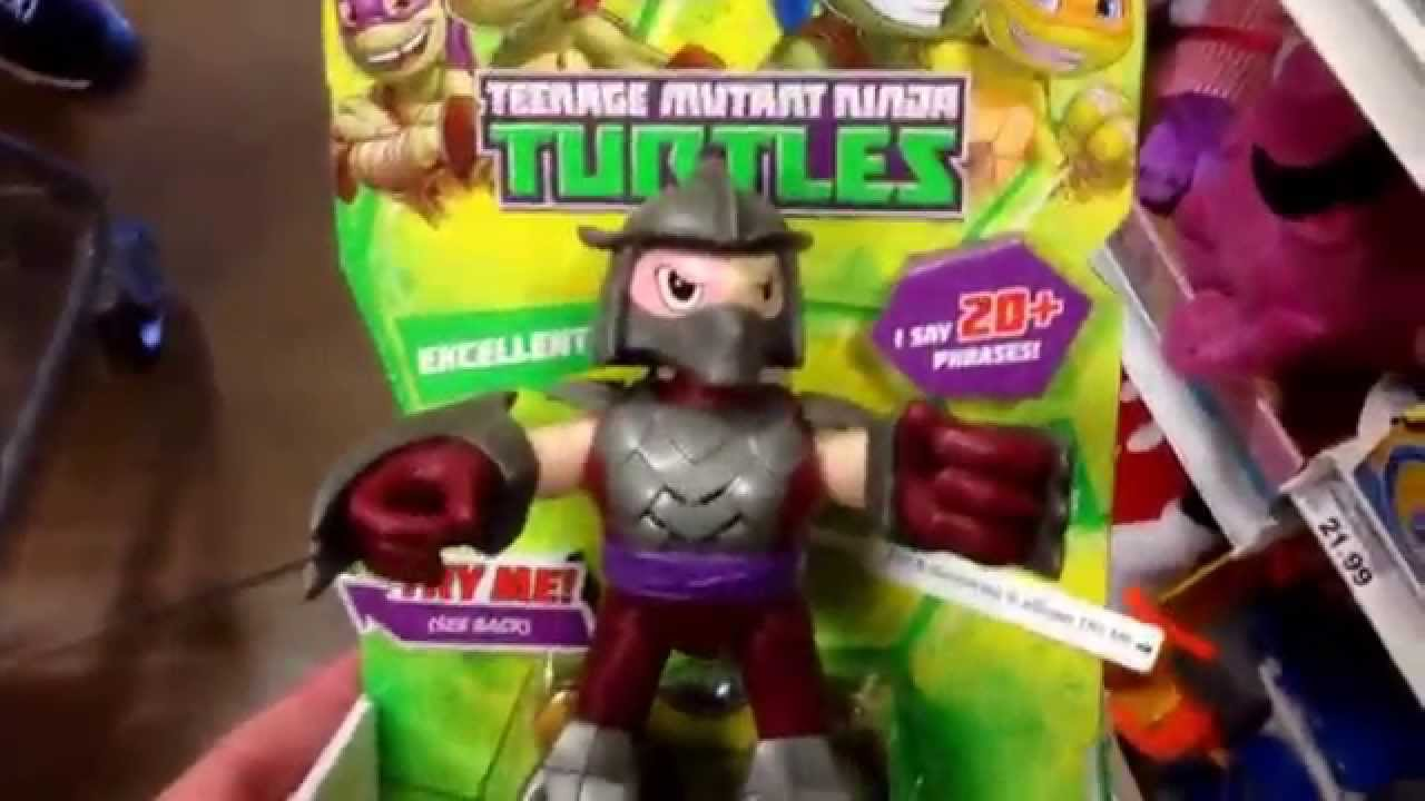 "2.5/"" SHREDDER TMNT Half-Shell Heroes Teenage Mutant Ninja Turtles Toy gift"