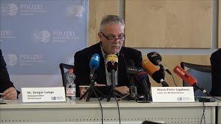 Dortmund/Herne – Ausschnitte Pressekonferenz zur Festnahme des tatverdächtigen Marcel H.