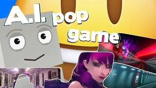 ROBOT REACTS to: K/DA - POP/STARS (ft Madison Beer, (G)I-DLE, Jaira Burns) | Official Music Video -