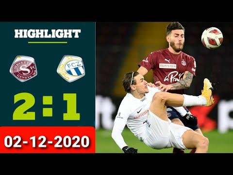 Servette Zurich Goals And Highlights