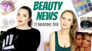 BEAUTY NEWS - 21 December 2018