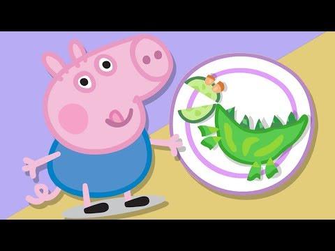 小猪佩奇 | 精选合集 | 30分钟 | 乔治和恐龙 | 粉红猪小妹 Peppa Pig | 动画