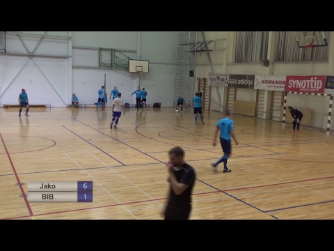 JakoSport&Graanul Pellets - Baltic International Bank    Elites līga