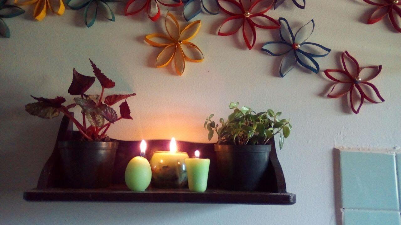 Como hacer velas decorativas en casa youtube for Como hacer velas decorativas