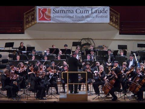 New Jersey Youth Symphony: Vienna 2014