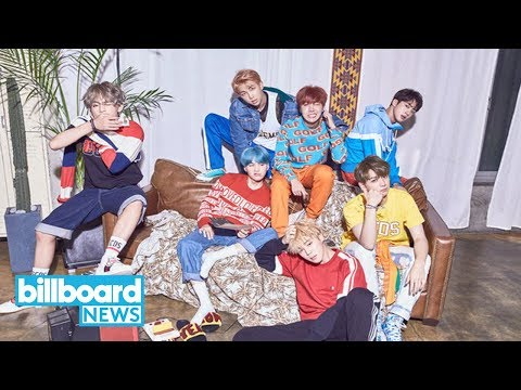 Here Are Tumblr's Most Popular K-Pop Acts of 2017 -- Yes, BTS Made the List | Billboard News