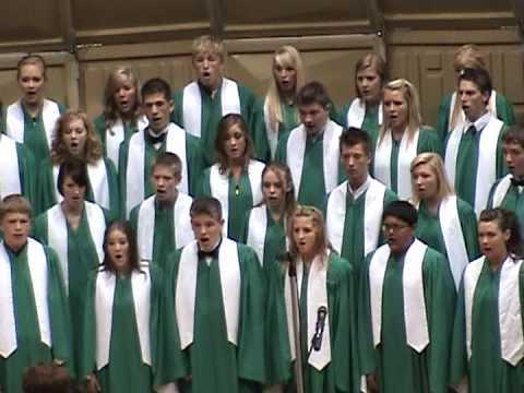 "Illiana A Cappella Choir ""Hear My Prayer"" - Moses Hogan"