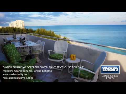 Bahamas Property - OWNER FINANCING OFFERED! SILVER POINT PENTHOUSE FOR SALE!