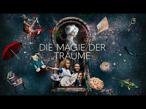 Die Magie der Träume - Trailer Deutsch HD - Angelina Jolie - Ab 26.03.21 im Handel!