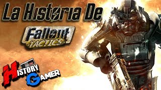 La Historia De Fallout Tactics: Brotherhood of Steel │ History Gamer