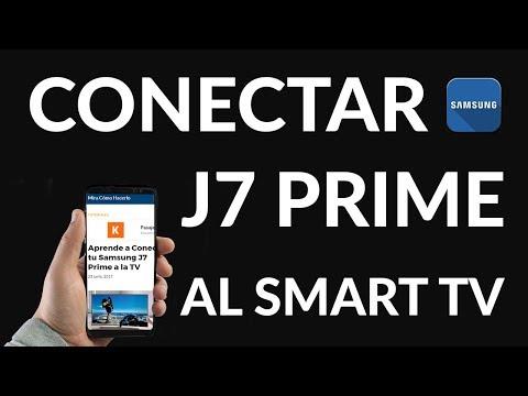 Aprende a Conectar tu Samsung J7 Prime a la TV