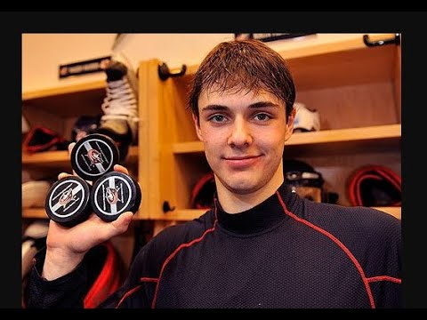 Nikita Filatov the only NHL hat trick for Blue Jackets (2009)