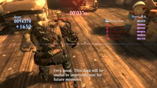 Resident evil 6 predator mode match 3