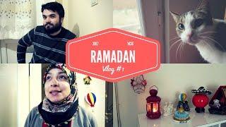 Preparandonos Para Ramadan 🌛| Ramadan Vlog #1 | MEXICANA EN TURQUIA