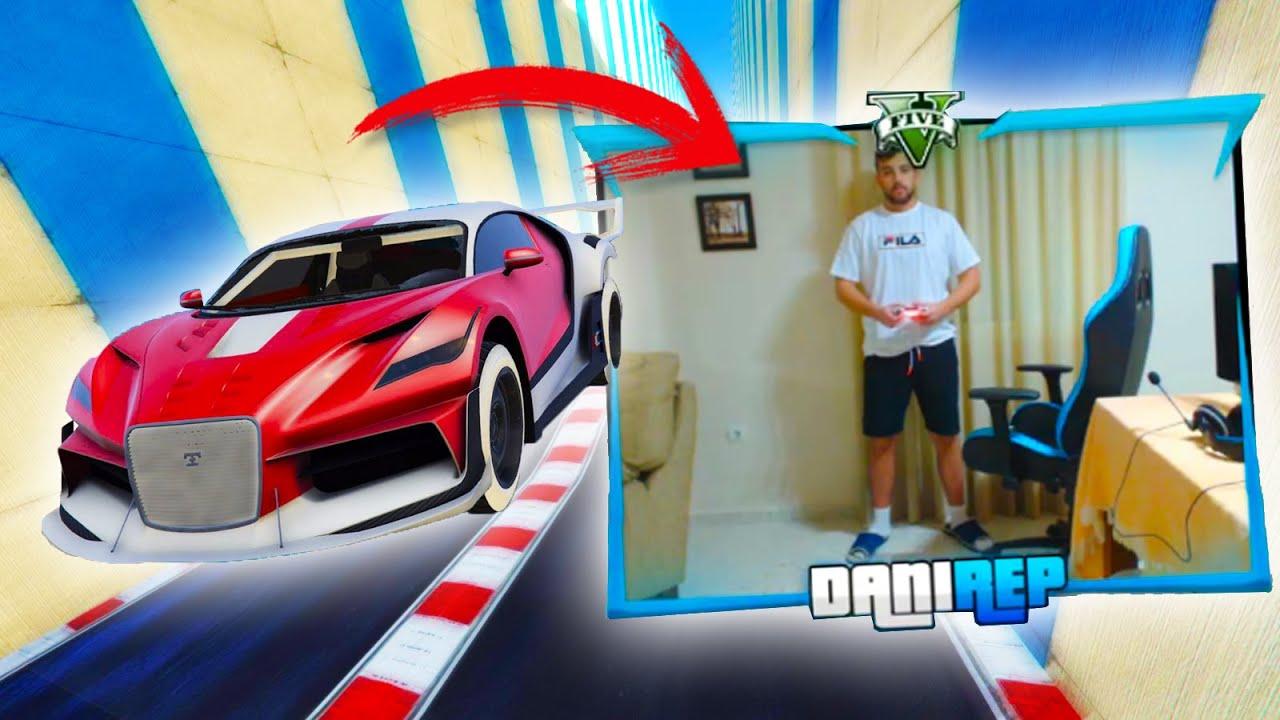 Download MEGA RAMPA 150.000% IMPOSIBLE! OK!! - GTA V ONLINE