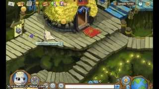 Sarepia Forest Journey Book Guide - Animal Jam