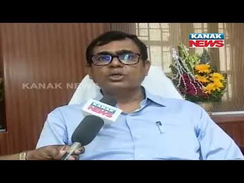 Bhabani Shankar Chayani Takes Up His Charge As New Collector Of Cuttack