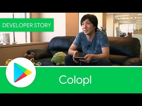 Android Developer Story: Colopl