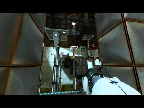 Portal 1 Walkthrough