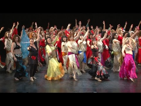 Belly Dancers Groups 2017