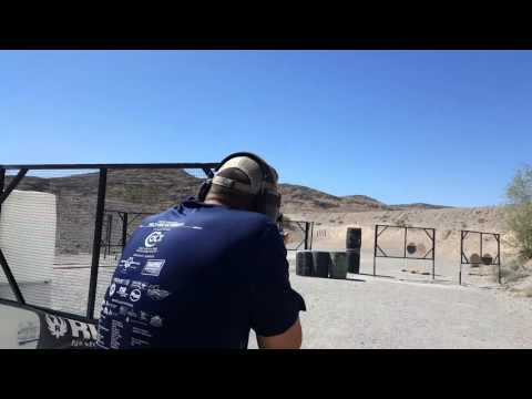 Rob Harvey 2016 USPSA Multigun Nationals Stage 5