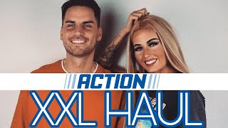 ACTION HAUL XXL Januar 2020  *Action leer gekauft*  🤑